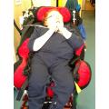 Josh in his Onesie for Autism Awareness week
