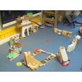 Week 1: Making a model village