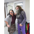 Mrs and Mr Twit