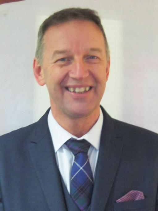 Chair of Governors - Mr T Coleman