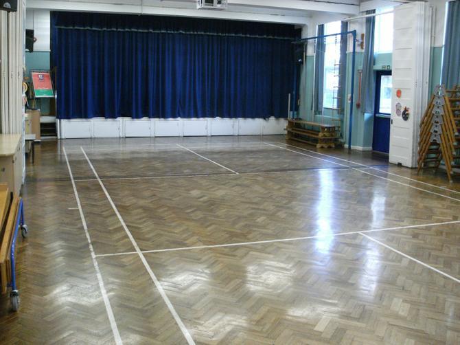 Lower Hall