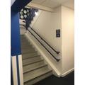 Year 3 & 4 Stairs