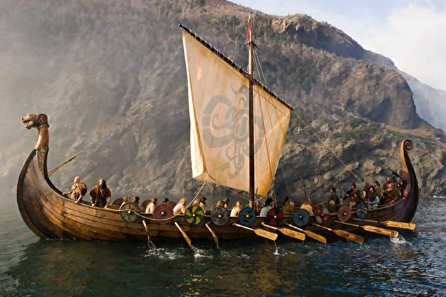 Were the Vikings really vicious?