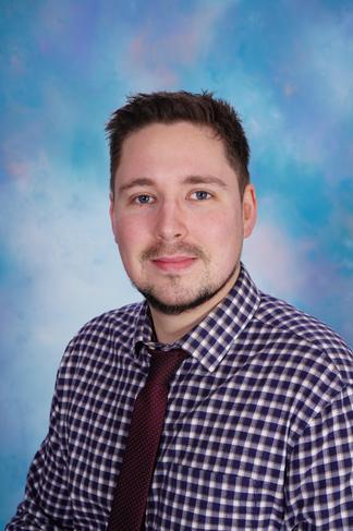 Mr D Charnock - Year 1 Teacher (KS1 Leader)