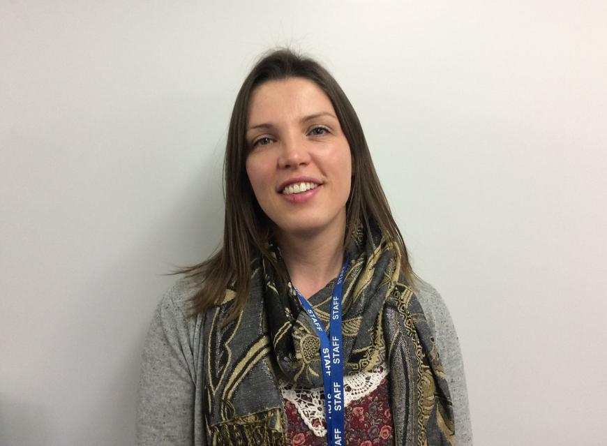 Mrs Louise Bailey - Teaching Assistant