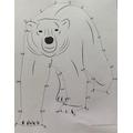 Harry's polar bear...
