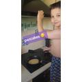 I love pancakes!!