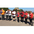 Year 6 leavers presented with photo memory book