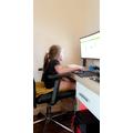 Darcie-Mai Practising IXL maths skills.png