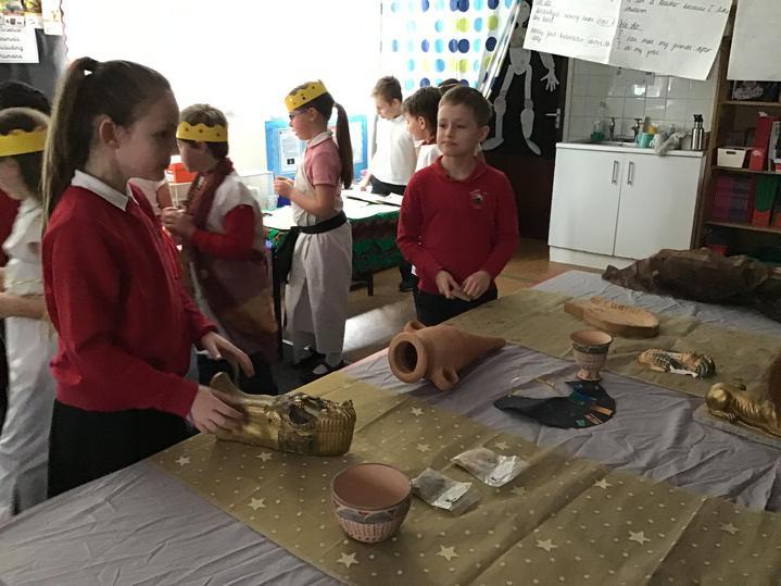 Explaining our artefacts