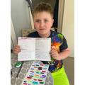 All in Matthew's new recipe book!