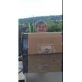 Connie's huge treasure chest!