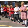 Willows Learning Behaviour Pin Badges award