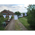 Michael's fabulous VE day Bunting.JPG