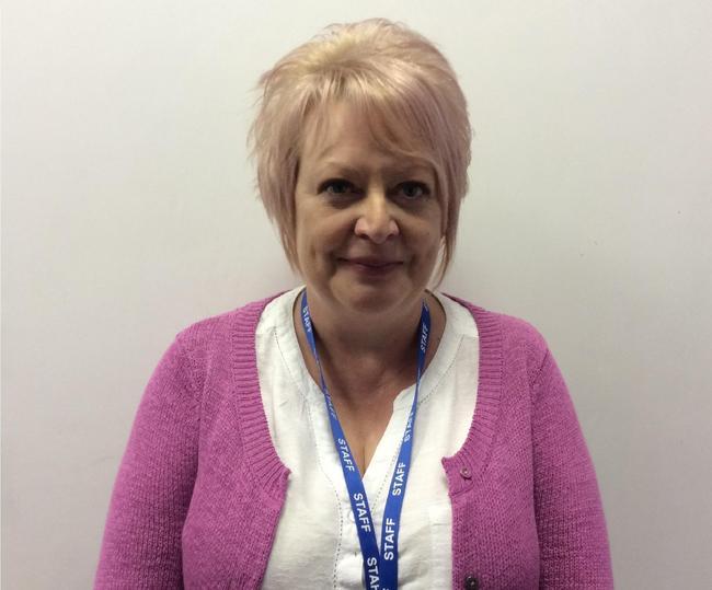Mrs Jackie Craig - Midday Supervisor