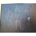 Misy's handwriting practise.JPG