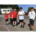 Firs Learning Behaviour Pin Badges award