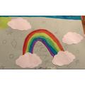 Alannas Rainbow of Thanks.JPG