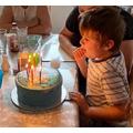 Rory's birthday celebrations