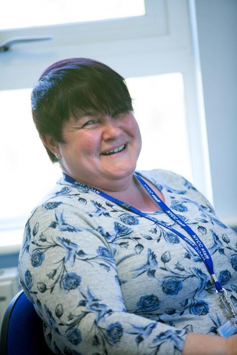 Sarah Trow, Literacy Teacher