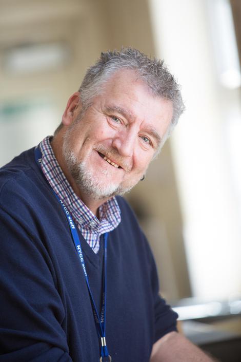 Ian Kuy, Specialist Instructor Construction