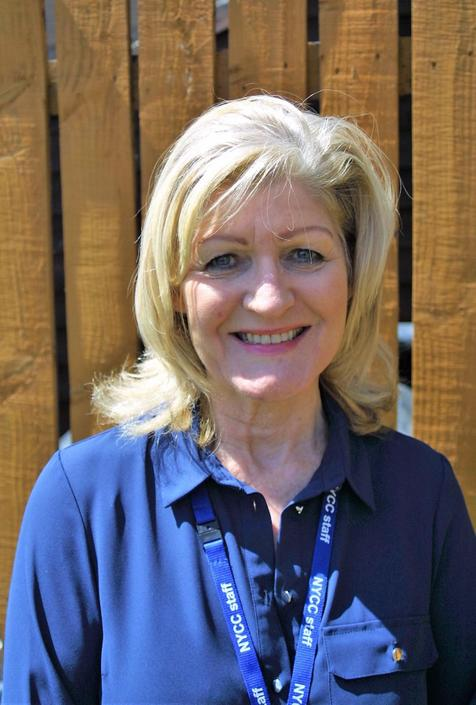 Sharon Osborn, Specialist Instructor Hair & Beauty