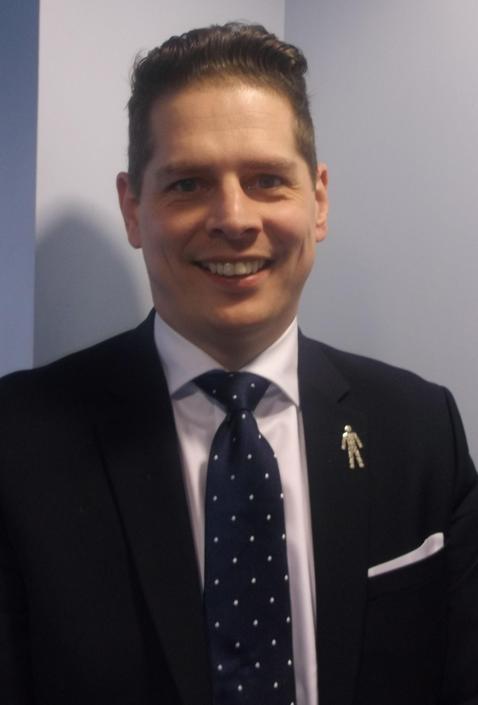 Gareth Morton, Head teacher & DSL