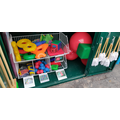 Fundraising helped to provide new EYFS resources
