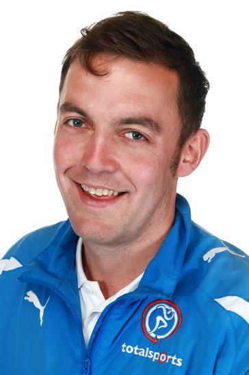Liam Holmes - PE and Sport Teacher