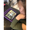 iPad learning from Georgie