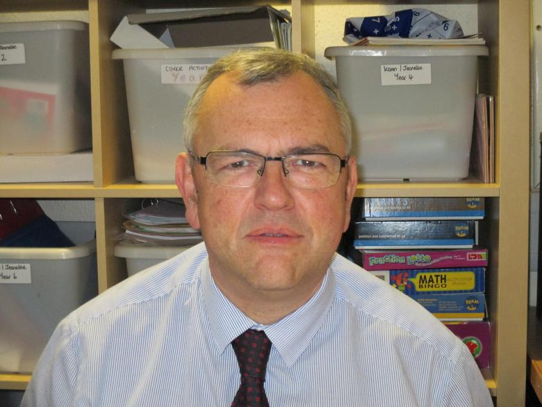 Chair  Mr Ian Waterhouse: Parent Governor : Year 2