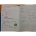 In maths, we have been learning to divide using the bus stop method.