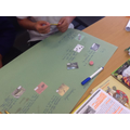 We created posters about the life cycle of amphibians, including salamanders and axolotls.