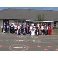 We had a brilliant Tudor day!!
