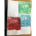 This week we have been studying the work of Andy Warhol and made our own prints!