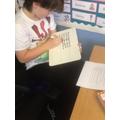 In SPAG, we used dictation skills to write sentences using the Y5 spelling rules.