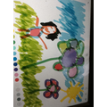 using memo pad to draw pictures