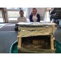 Arctic Tent Building