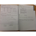 In maths we were solving rounding word problems.