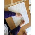 Maths - drawing angles