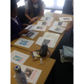 In Topic, we created timelines showing where the Tudors fit in British history.