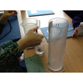Measuring out 1000ml