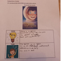 We read a story this week called Apollo Time Capsule.