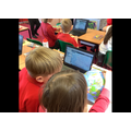Using a globe and digital maps to locate mountains