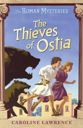 Autumn 2 - The Thieves of Ostia by Caroline Lawrence