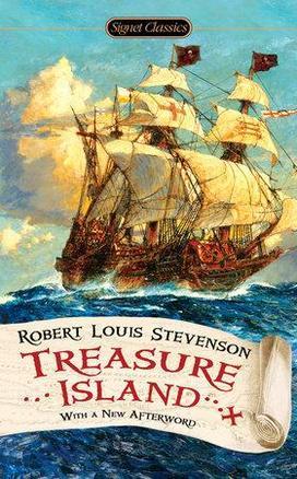 Spring 1 - Treasure Island by Robert Louis Stevenson