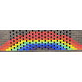 Brickwork Rainbow.