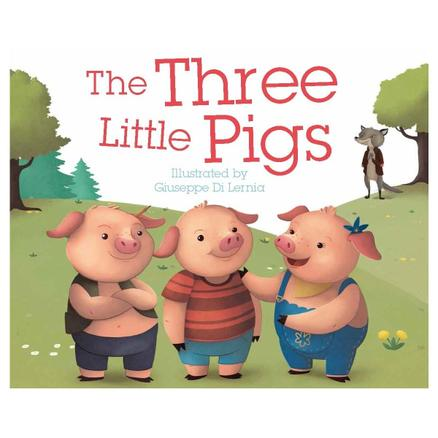 Autumn 2 (Writing) - The Three Little Pigs