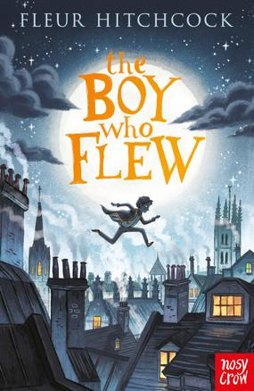 Autumn 1 - The Boy Who Flew by Fleur Hitchcock