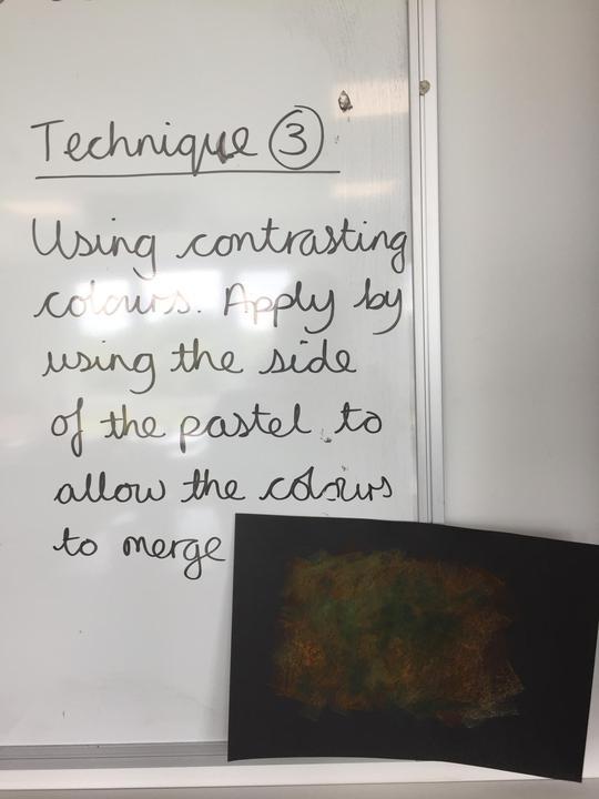 Paul Klee technique [3]